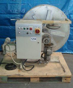 AMB HDTB80/800 - Motorized vertical decoiler - Machine Sale - MSL