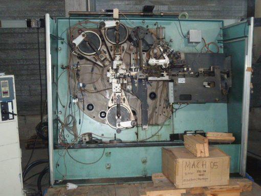 Bihler Mach 05 - multislide punching and forming machine - Machine Sale