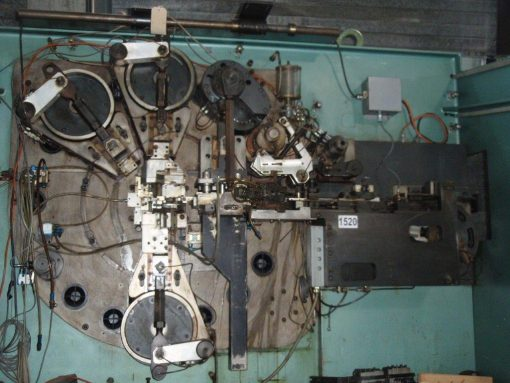 Bihler Mach 05 - multislide punching and forming machine - Machine Sale