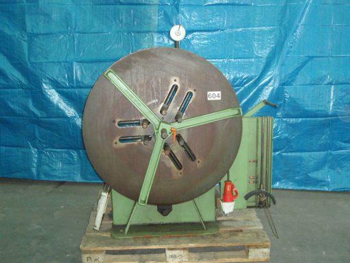 Bihler UMH2 - Bihler MH2 decoiler. Machine Sale - MSL
