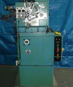 Bobbio BX200 spring coiling machine