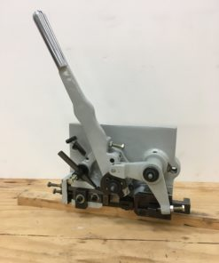 Manual hook former DOP